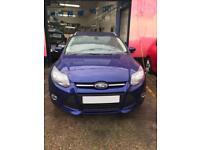 Ford Focus Zetec Econetic Tdci DIESEL MANUAL 2013/63