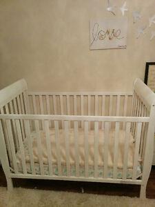White Crib