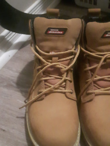 Mens works boots