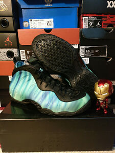 NIKE AIR FOAMPOSITE ONE NORTHERN LIGHTS 2016 ALL STAR Edmonton Edmonton Area image 1