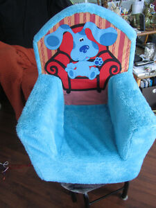 chaise enfants en foam