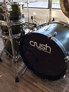 Crush 4 piece kit w/hardware