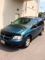 2003 DODGE CARAVAN CERTIFIED AND E TESTED 150kms