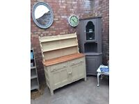 Gorgeous upcycled ercol style dresser