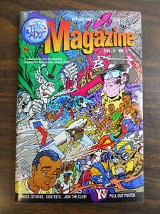 Comic - Jr Jays Magazine Vol. 5 No. 1 Spring 1997 Kingston Kingston Area image 1