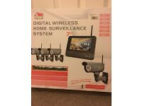 Digital home cctv system for sale