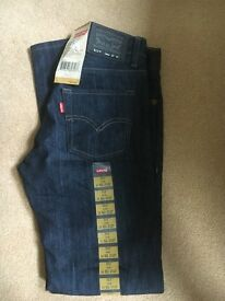 New Levis Jeans 511 Slim size 8