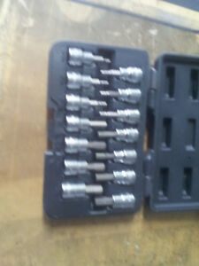 ALLEN WRENCH SOCKET SETS