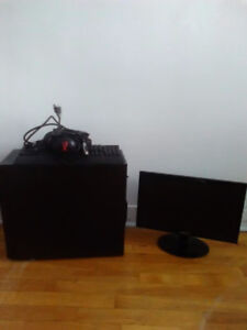 GAMING PC + ALL AUXILIAIRES