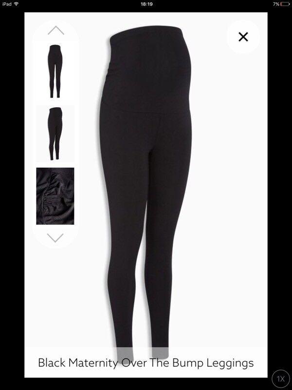 Brand new next maternity leggings size 20