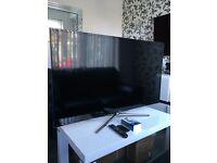 "Samsung 55"" LED Smart 3D Cinema TV FullHD ULTRA SLIM 1080p USB 2x3D Glasses Perfect condition"
