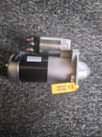 Vauxhall insignia starter motor fits 2.0 CDTI Desil