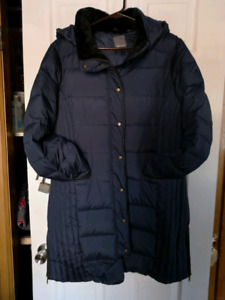 TWO WINTER COATS