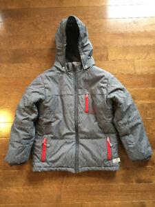 Manteau hiver pour garçon Perlimpinpin, 8 ans