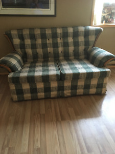 3 Piece sofa Set, Couch Loveseat and Chair