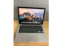 "Apple MacBook Pro 2015 Core i5 13"" 2.7Ghz/8GBRAM/128SSD Come with genuine charger"