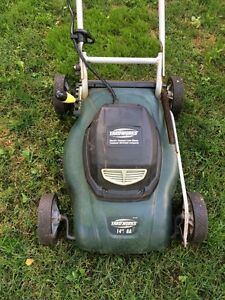 Electric Lawnmower for parts