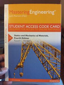 Statics and Mechanics of Materials, 4th ed