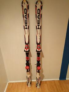Head Skis - 155 cm