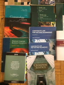Law Clerk Books (I will match lowest price you find)