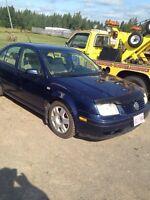 2002 Volkswagen VR6 Jetta