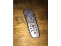 Sky Plus remote controller