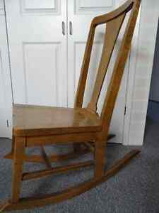 Rocking Chair Prince George British Columbia image 1