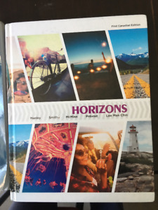 Dalhousie French - first year - Horizons Textbook and Workbook