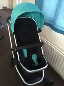 Mothercare xpedior 3 in 1