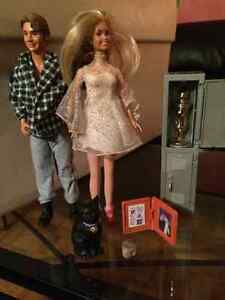 Sabrina the Teenage Witch Dolls - Sabrina and Harvey