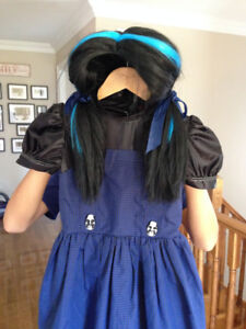 Girls Witch Costume and Extra Accessories- $15