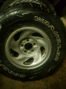 Ford Truck Rims