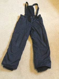 Black Snow Pants from the Children's Place - Size 12