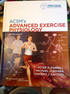 Exercise Physiology Textbook