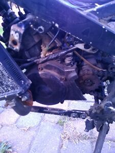YAMAHA YSR50 WITH DT200 ENGINE PARTING IT OUT OR SELL IT AS IS Windsor Region Ontario image 8