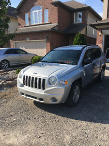 2008 Jeep Compass North Edition SUV, Crossover
