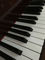 Piano lessons in Midhurst and Minesing