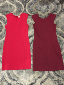 Various brand name dresses (Size S)