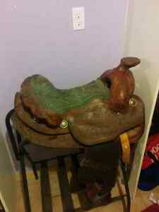 Horse Saddle - Selle pour Cheval