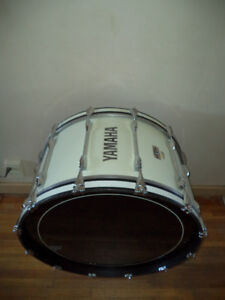 """Yamaha MB826 26"""" Bass Drum And Mallets"""