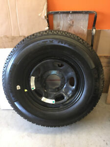 New Michelin 10 Ply