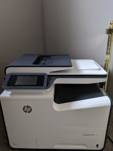hp pro 577dw all in one printer color