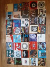 42 x status quo vinyl, picture discs imports