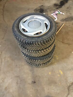 175/65r14 Winter tires! **like new**