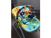 Baby /toddler rocker chair