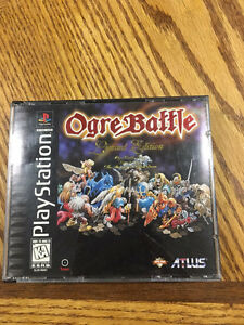 RARE PS1 GAMES *READ DESCRIPTION* London Ontario image 7