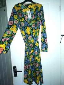 New Ladies Long Dress from Boohoo