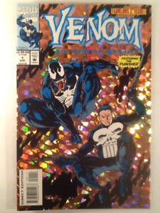 Venom Funeral Pyre,The Madness,Separation Anxiety Comic Books 10