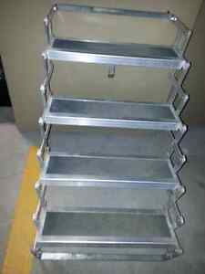 ACORDIAN STAIRS FOR TRUCK CAMPER