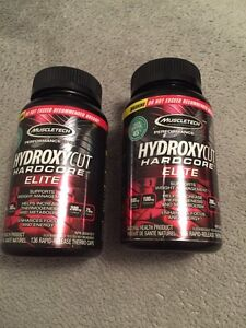Supplement (Hydroxycut Hardcore Elite) Strathcona County Edmonton Area image 1